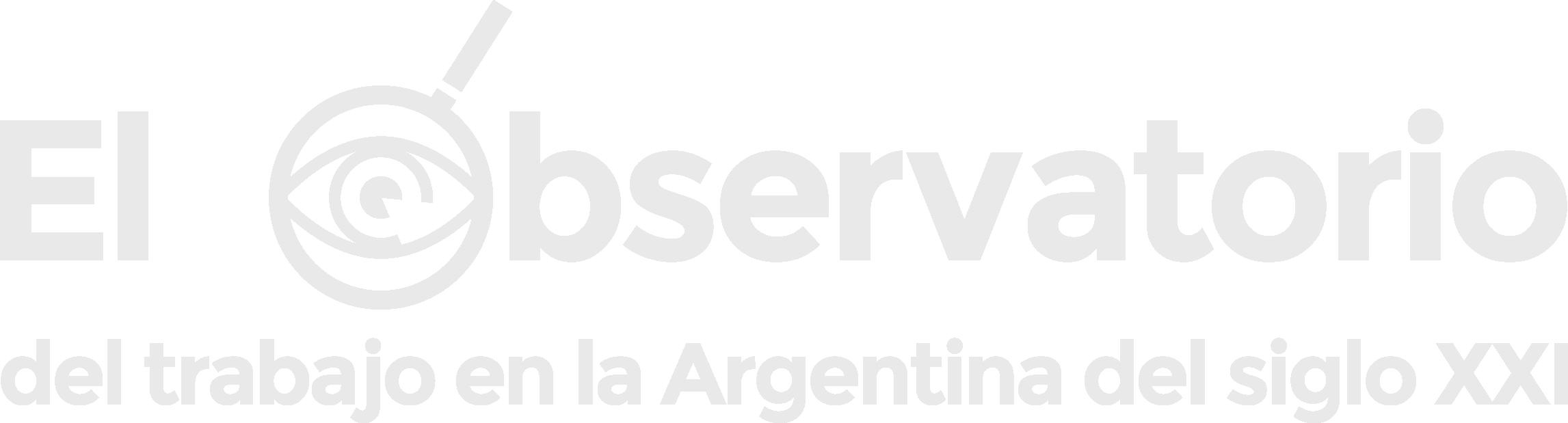 El Observatorio del Trabajo en la Argentina del Siglo XXl