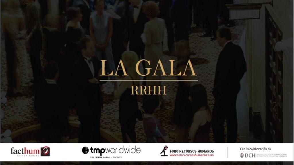 La Gala de RRHH 2018