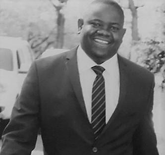 Wesley Chikwanda Chishimba AFRICA