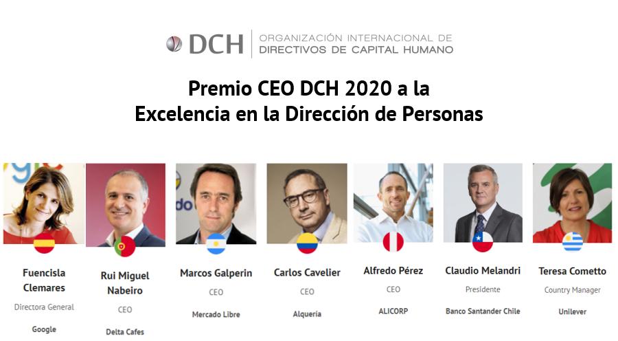 Premio CEO DCH