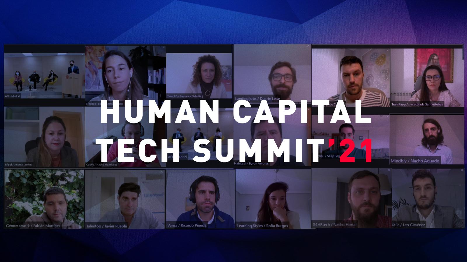 Human capital tech summit