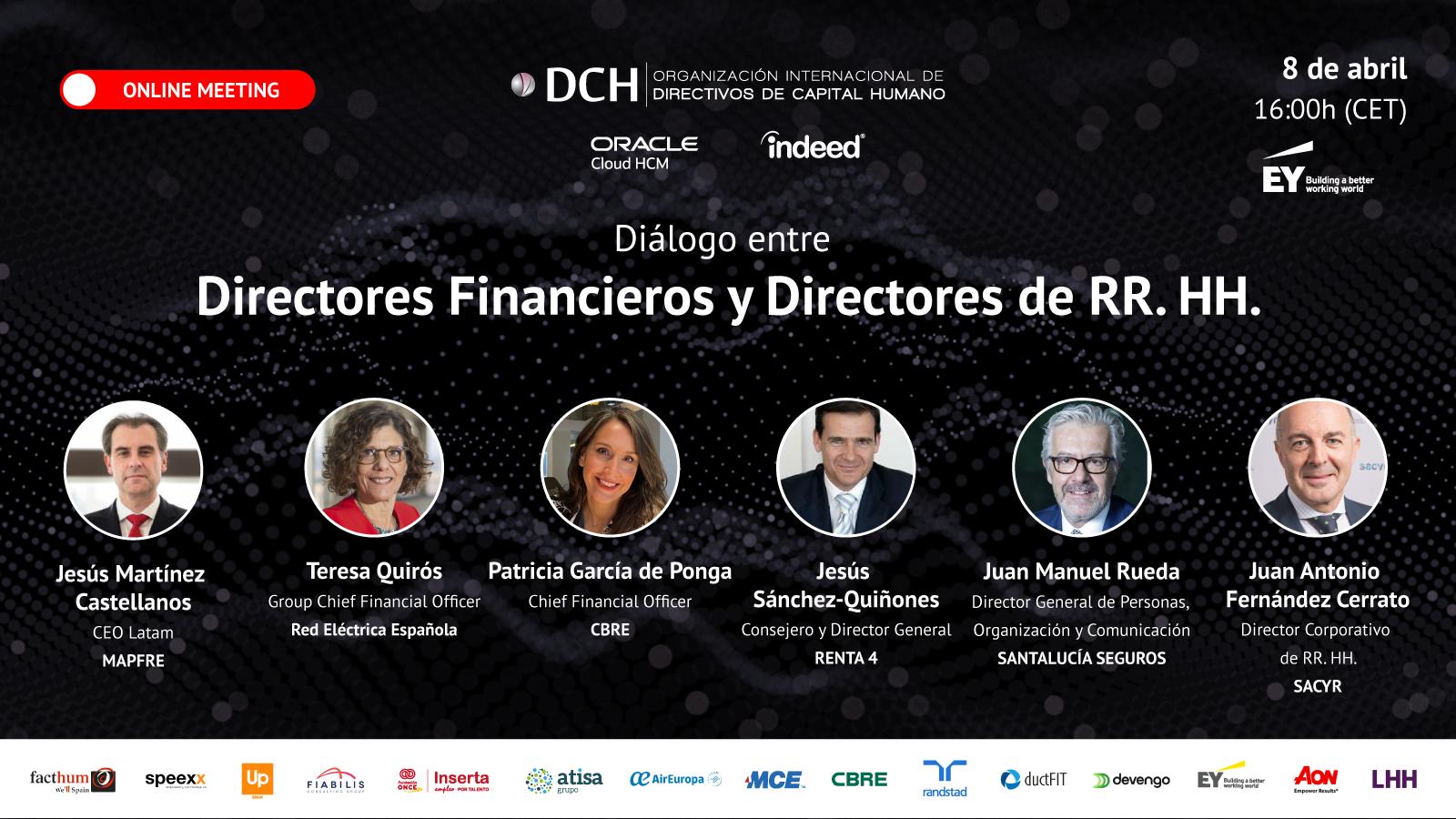 Directores Financieros y RRHH