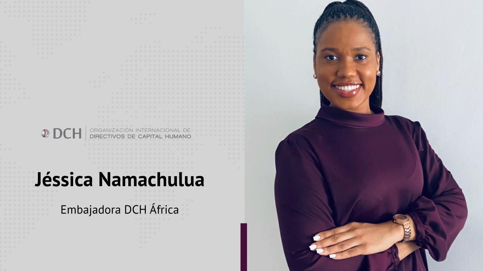 Embajadora de DCH en Africa