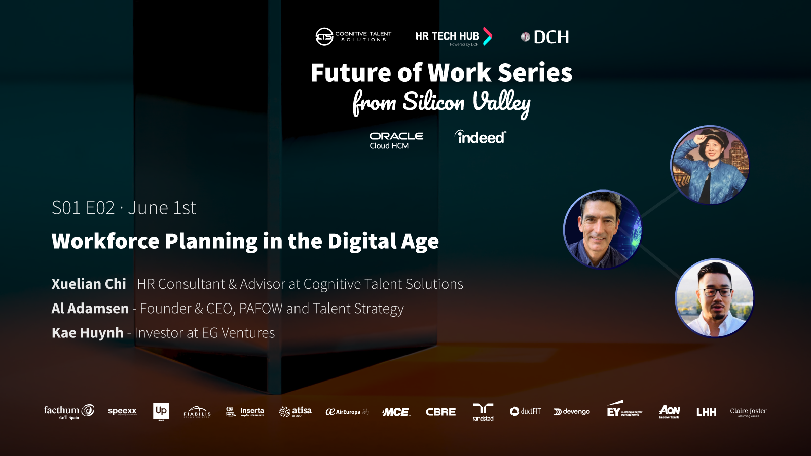 Future of Works Series DCH
