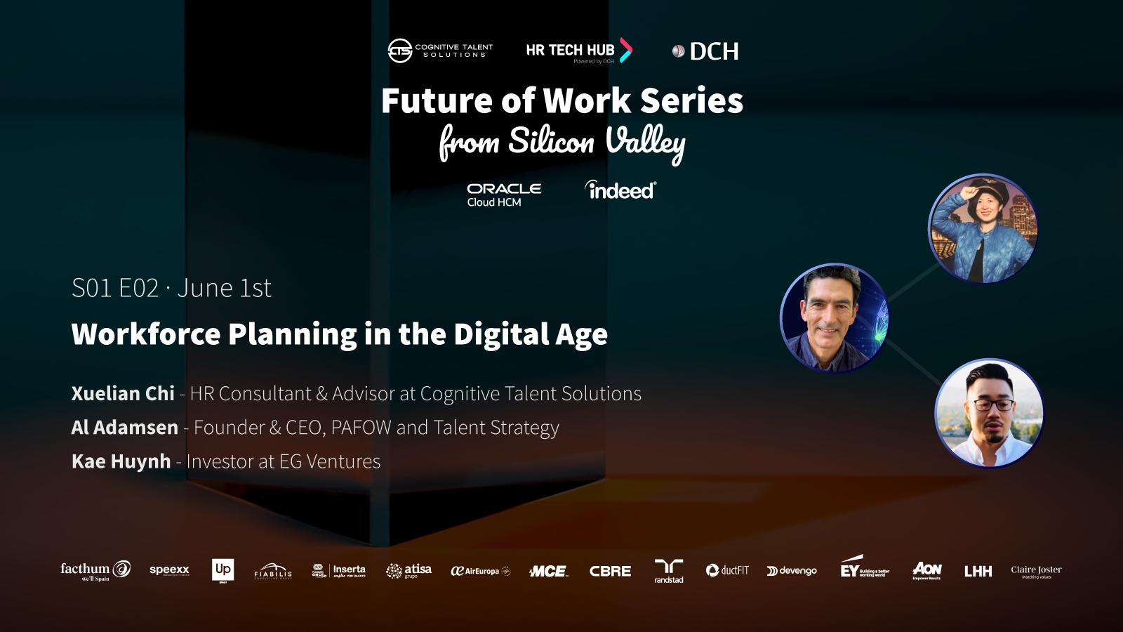 Cumbre Future of Work Series