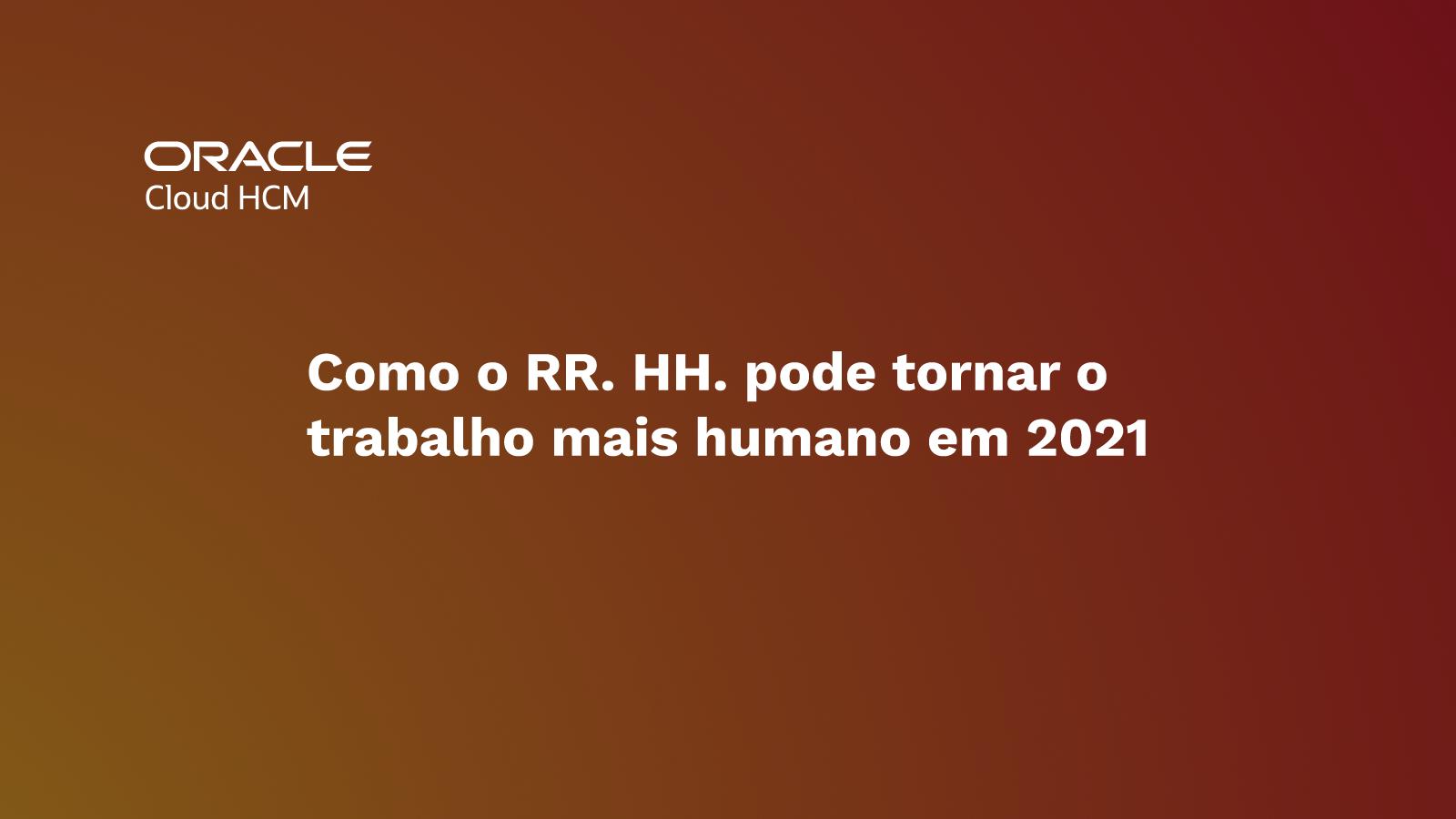 ORACLE Portugues