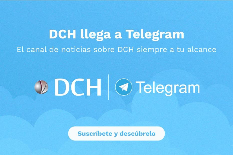 DCH llega a Telegram