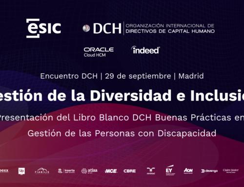 Diversidad e inclusión en las organizaciones en el nuevo Encuentro DCH