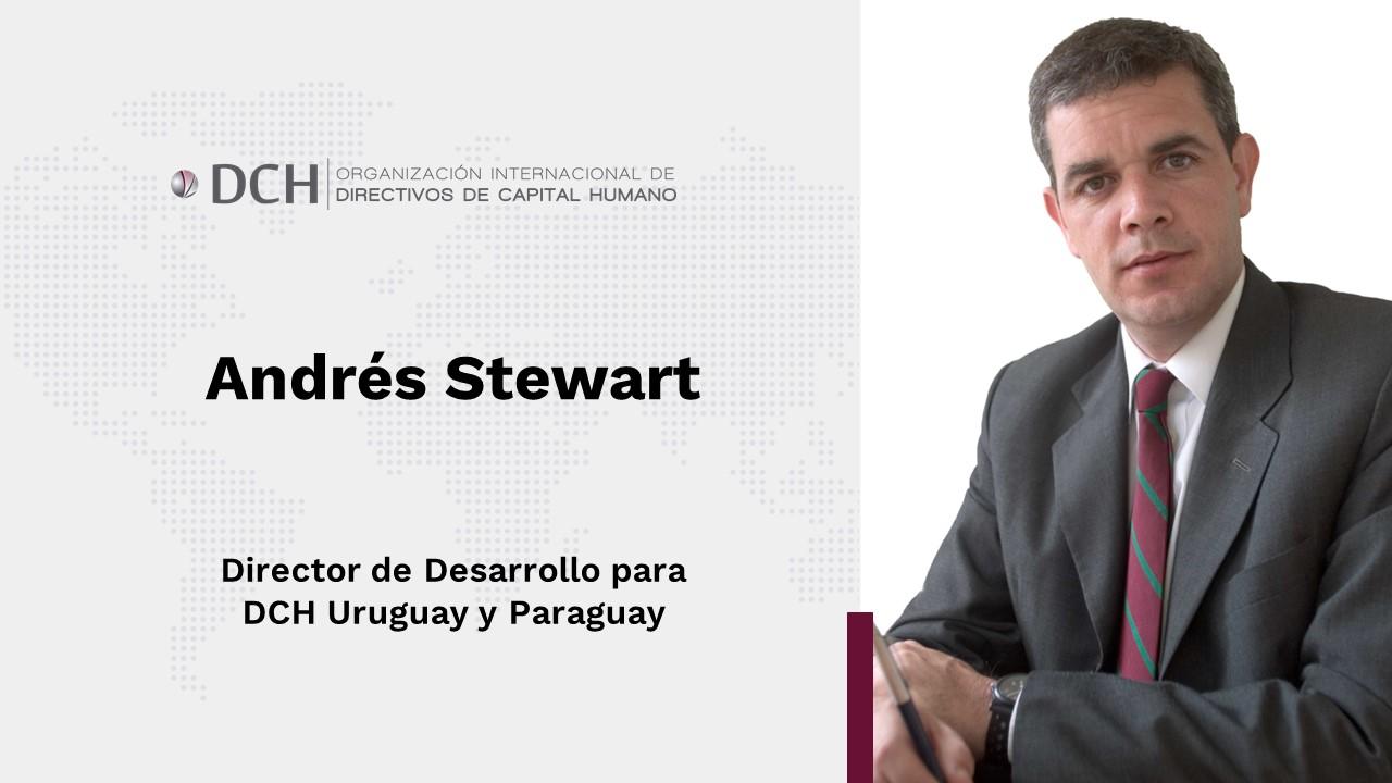 Nombramiento Andrés Stewart